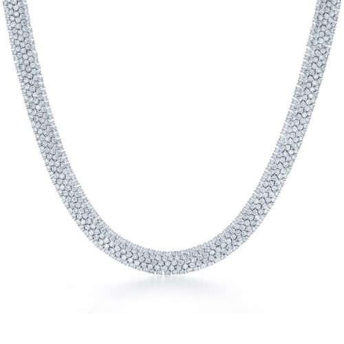 Kwiat Moonlight Diamond Necklace