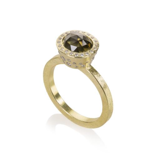 Todd Reed Solitaire Engagement Ring