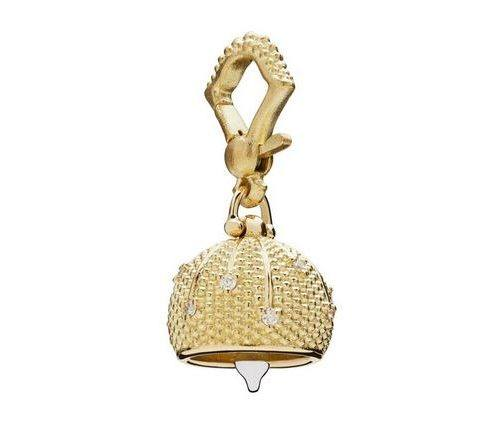 #2 Sequence Bell with Diamonds