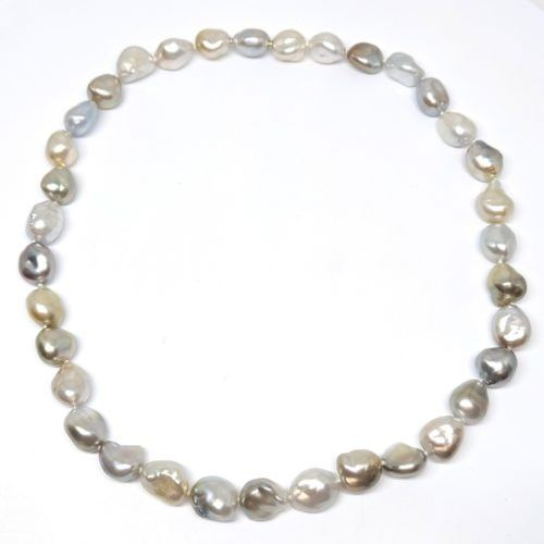 Baroque Fiji Pearl Necklace
