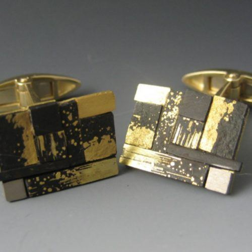 Mosaic Cuff Links