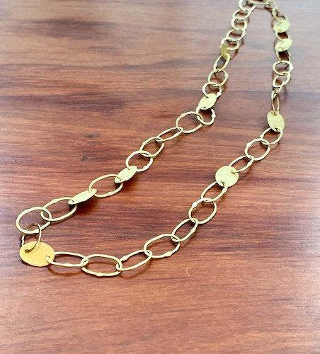 Petra Class Oval Link Chain