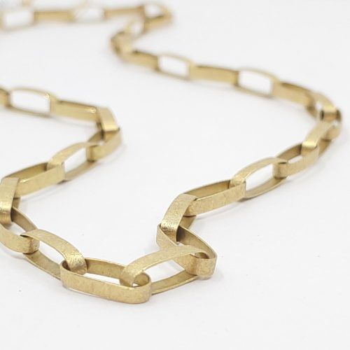 Garland Paper Chain Necklace